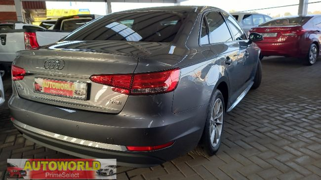 Used Audi A4 2016 for sale