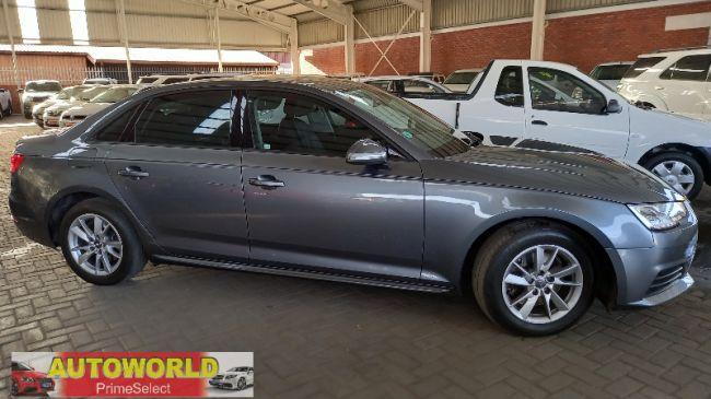 Audi A4 2016 for sale in KwaZulu-Natal