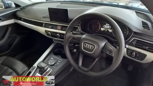 Automatic Audi A4 2016 for sale