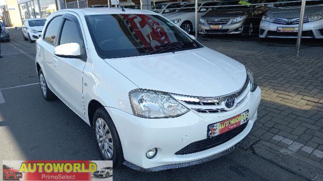 2015 Toyota Etios hatch 1.5 Xs for sale - 10-251988
