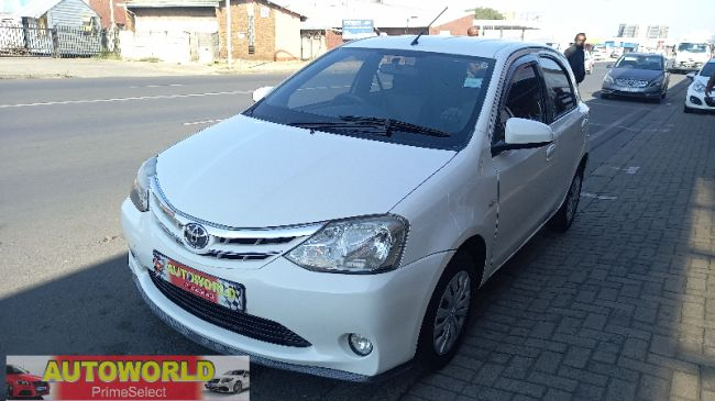 Toyota Etios 2015 for sale in KwaZulu-Natal