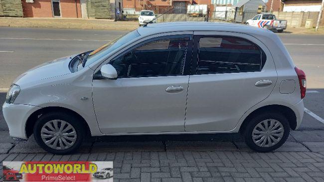 Toyota Etios 2015 for sale in KwaZulu-Natal, Newcastle