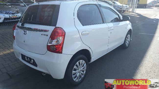 Used Toyota Etios 2015 for sale