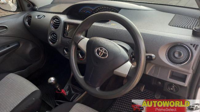 Toyota Etios 2015 Hatchback for sale