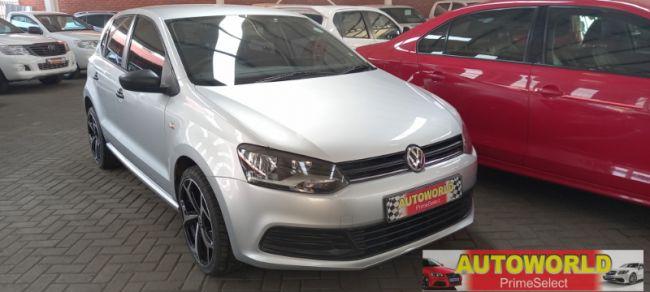 2019 Volkswagen Polo Vivo hatch 1.4 Trendline for sale - 10-534407