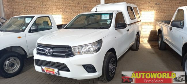 2016 Toyota Hilux 2.4GD (aircon) for sale - 10-748588