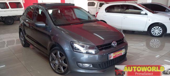 2013 Volkswagen Polo 1.4 COMFORT LINE HATCH  for sale - 10-368678