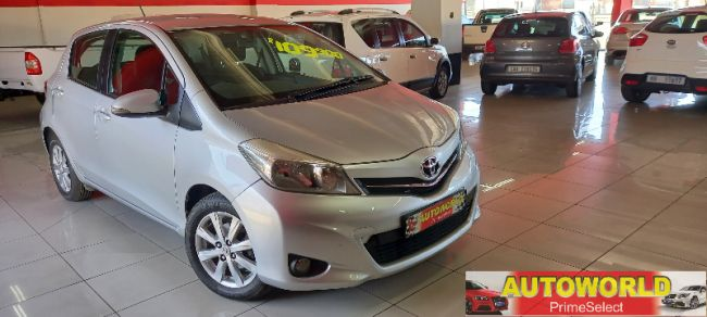 2013 Toyota Yaris 1.3 for sale - 10-055813
