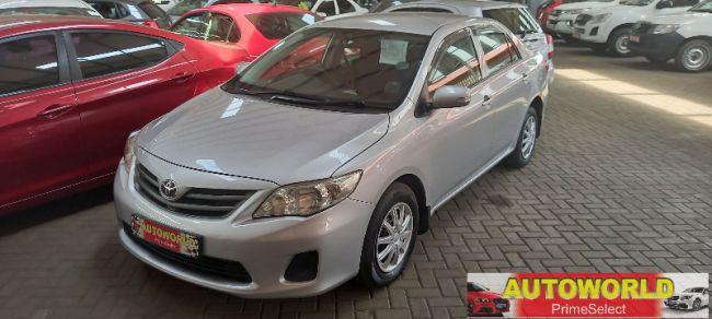 2013 Toyota Corolla 1.3 PROFESSIONAL  for sale in KwaZulu-Natal, Newcastle - 10-701997