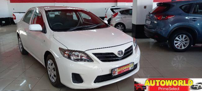2016 Toyota Corolla Quest Corolla Quest 1.6 auto for sale in KwaZulu-Natal, Newcastle - 10-861402