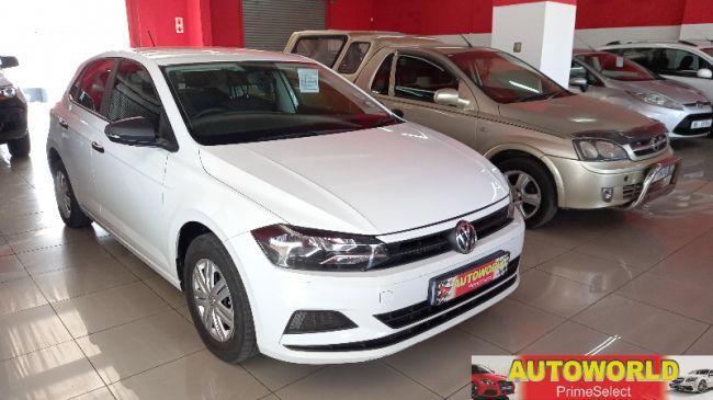 2018 Volkswagen Polo hatch 1.0TSI Trendline for sale - 10-681907