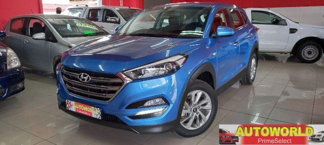 2016 Hyundai Tucson 2.0 Premium auto for sale - 10-066192