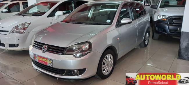 2016 Volkswagen Polo Vivo hatch 1.4 Trendline for sale - 10-884195