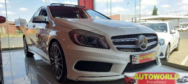 2014 Mercedes-Benz A-Class A200 AMG Line auto for sale - 10-700860