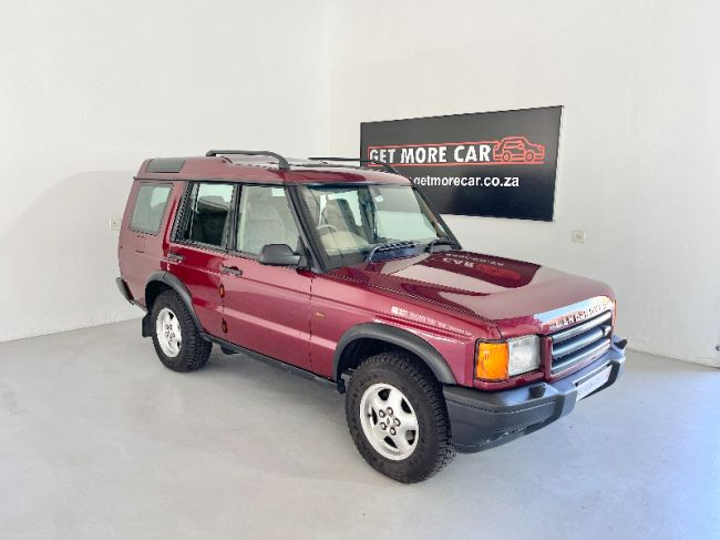 2004 Land Rover Discovery  ES TD5 for sale - 10430