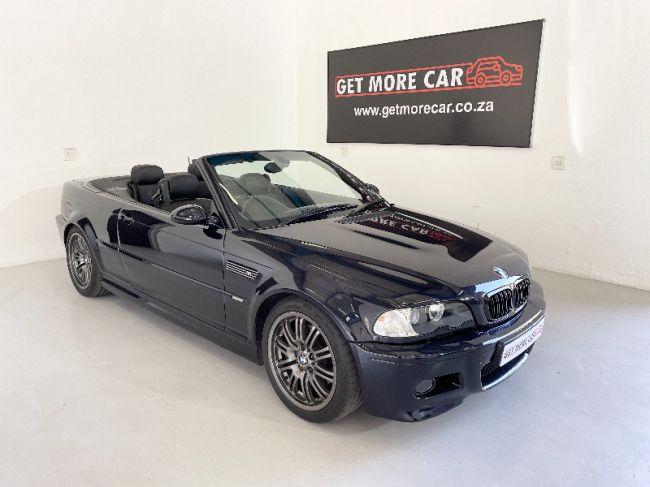 2004 BMW M3 E46  Convertible  for sale - 10395