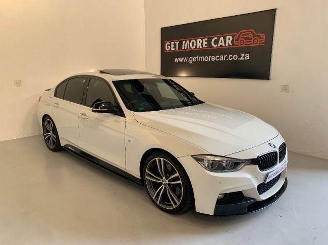 2016 BMW 3 Series 330d M Sport auto for sale - 10315