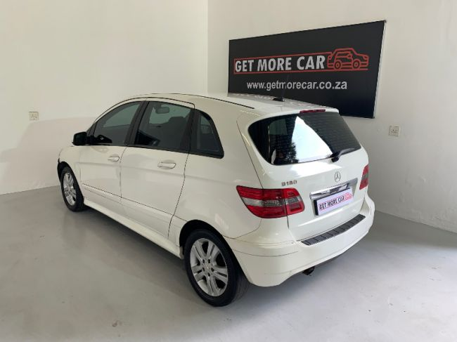 Used Mercedes-Benz B-Class 2009 for sale