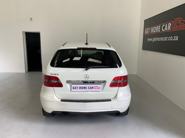 Automatic Mercedes-Benz B-Class 2009 for sale