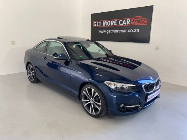 2015 BMW 2 Series 228i coupe Sport for sale - 10302