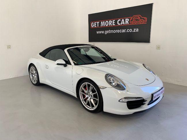 2013 Porsche 911  Carrera cabriolet auto for sale - 10323