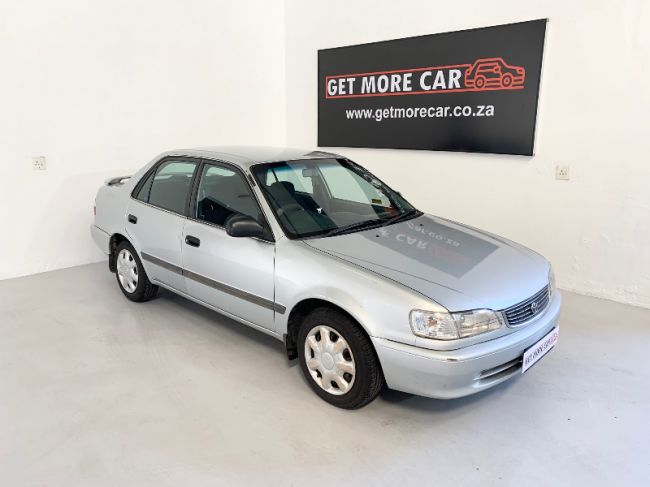 2000 Toyota Corolla 160i GLE for sale - 10331