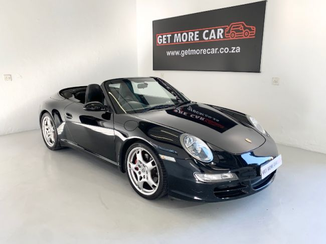 2007 Porsche 911  Carrera S cabriolet for sale - 10333