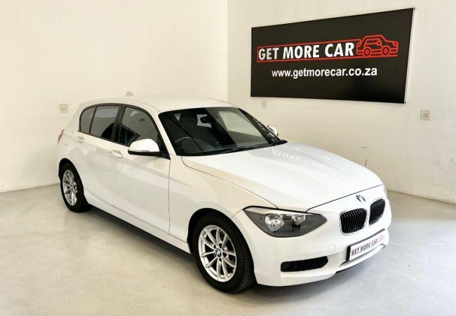 2013 BMW 1 Series 116i 5-door auto for sale - 10437