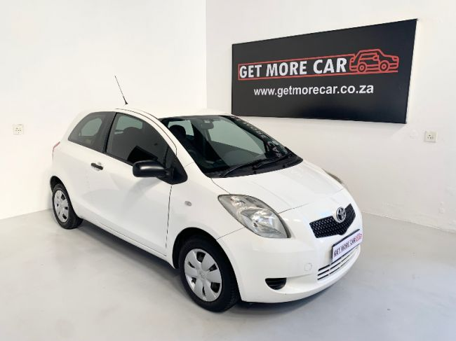 2008 Toyota Yaris T1 for sale - 10337