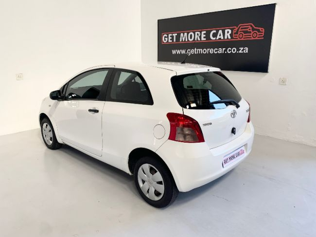 Used Toyota Yaris 2008 for sale