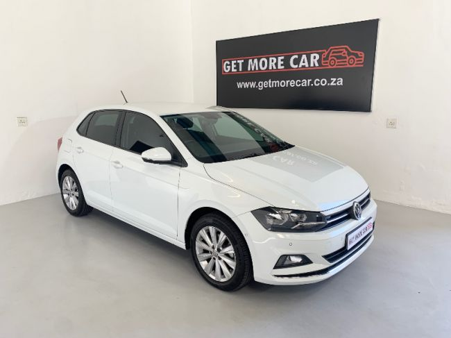2018 Volkswagen Polo Hatch 1.0TSI Highline Auto for sale - 10341