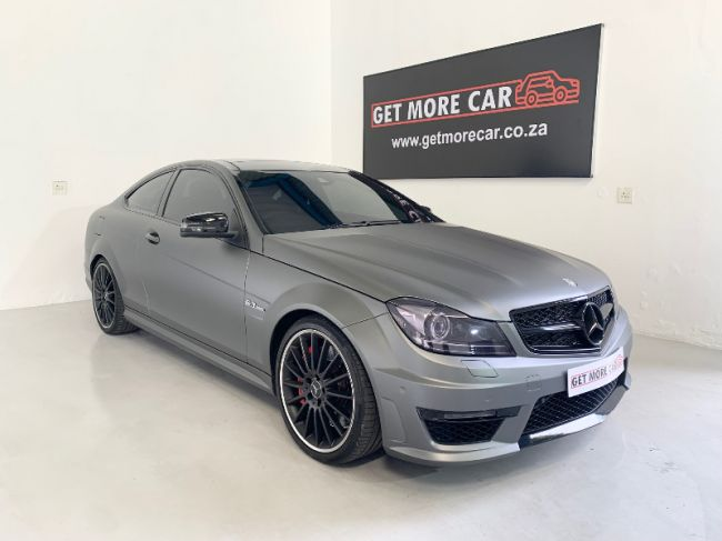 2012 Mercedes-AMG C-Class C63 coupe for sale - 10344