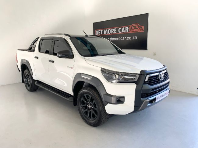 2021 Toyota Hilux 2.8 GD-6 Double Cab Legend for sale in Gauteng, Midrand - 10348