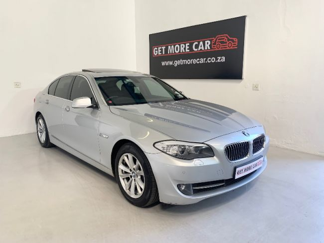 2013 BMW 5 Series 520i for sale - 10354