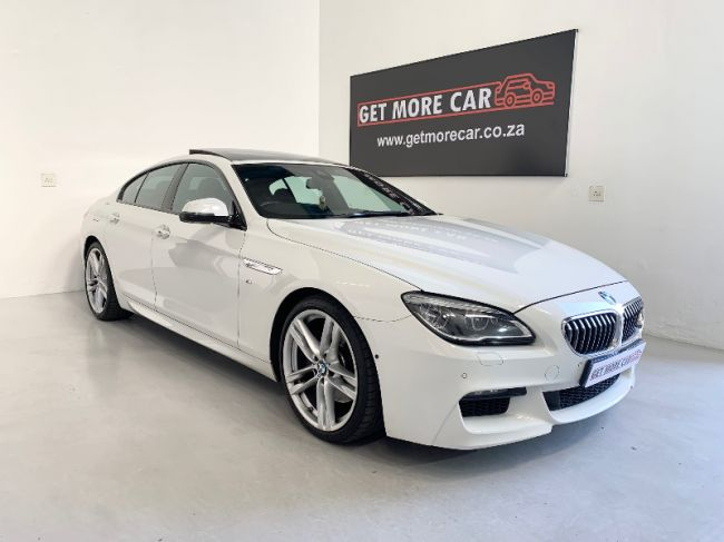 2017 BMW 6 Series 640d Gran Coupe M Sport for sale - 10358
