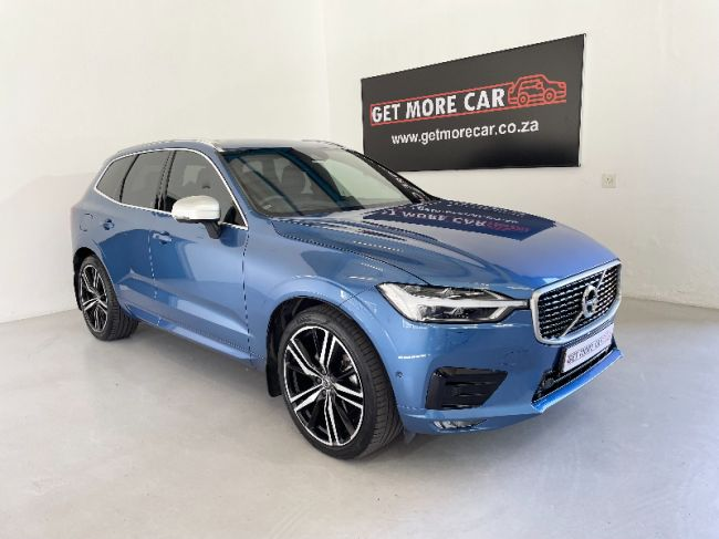 2018 Volvo XC60 T6 AWD R-Design for sale - 10385
