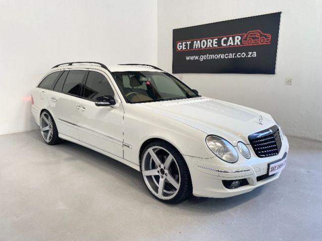 2007 Mercedes-Benz E-Class E 200 Kompressor Estate for sale - 10387