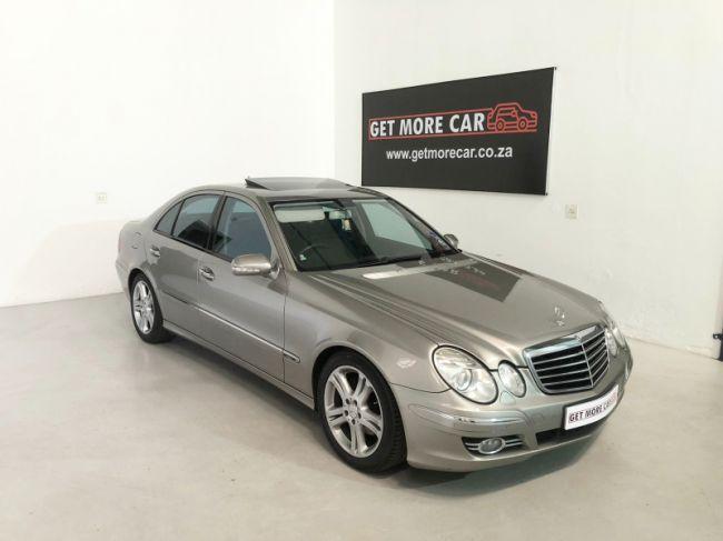 2007 Mercedes-Benz E-Class E320 CDI Avantgrade for sale - 10404