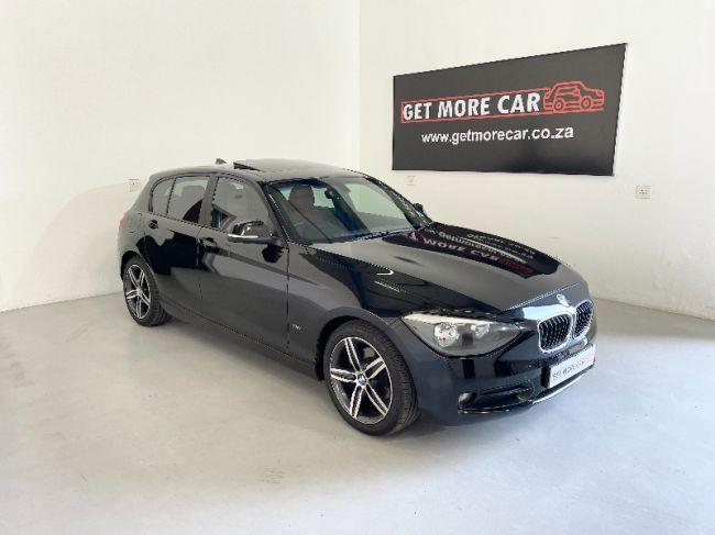 2012 BMW 1 Series 118i 5-door Sport Line for sale - 10406