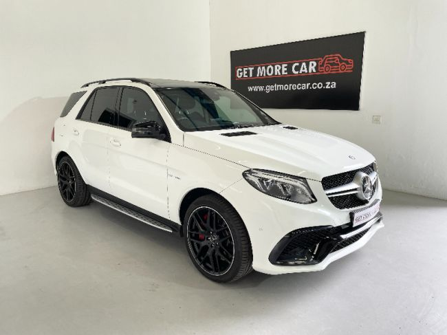 2017 Mercedes-Benz GLE 63 S AMG for sale - 10407