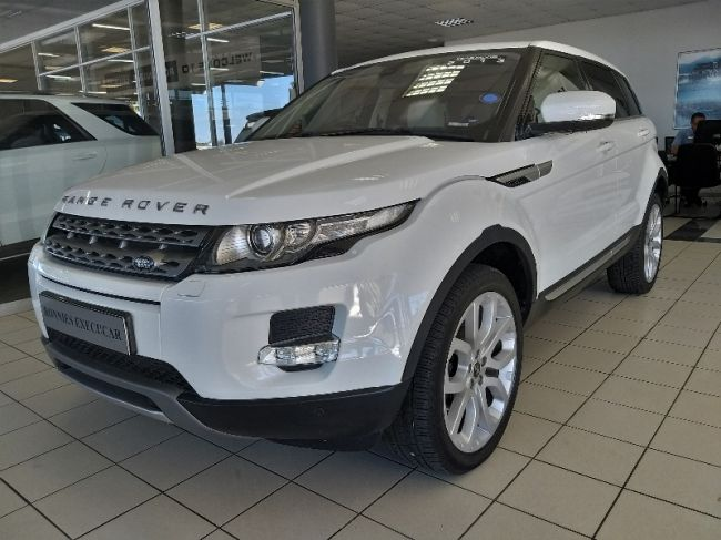 2013 Land Rover Range Rover Evoque  SE Si4 for sale - 30213