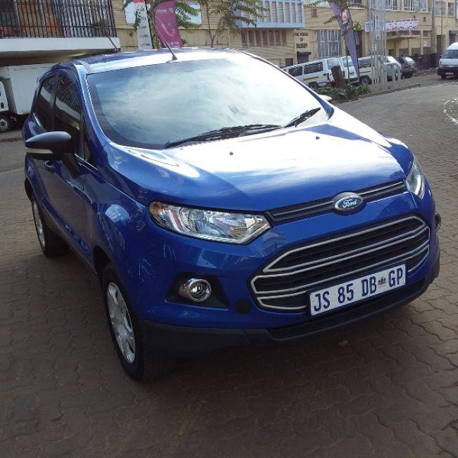 2016 Ford EcoSport 1.0T Titanium for sale - 22