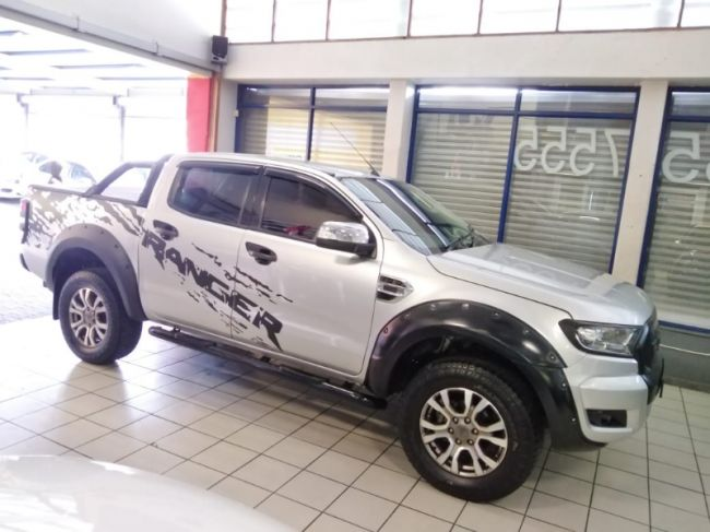2015 Ford Ranger 2.2 double cab Hi-Rider for sale - 20
