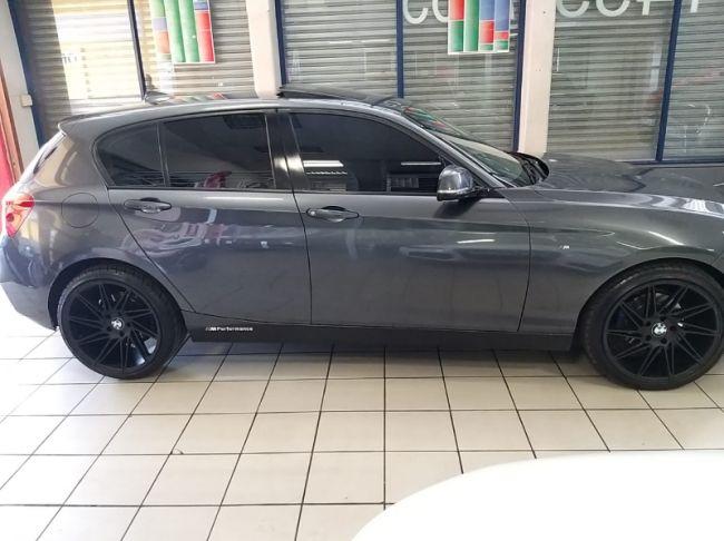 2015 BMW 1 Series 120i 5-door M Sport sports-auto for sale - 36