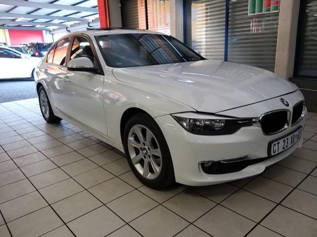 2013 BMW 3 Series 318i Auto for sale - 34