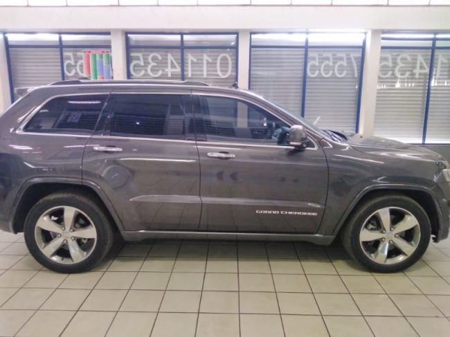 2014 Jeep Grand Cherokee  3.6L Overland for sale - 54