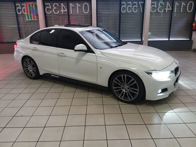 2017 BMW 3 Series  for sale - 74