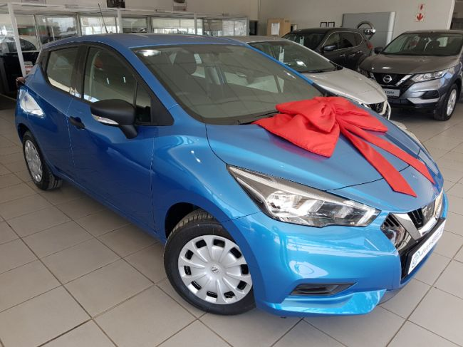 2021 Nissan Micra 66kW turbo Visia for sale in north-west, Vryburg - U32370