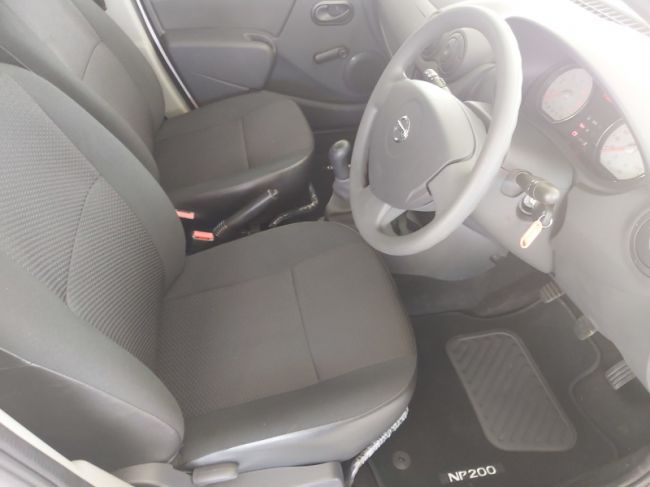 Nissan NP200 2021 1.5dCi safety pack for sale
