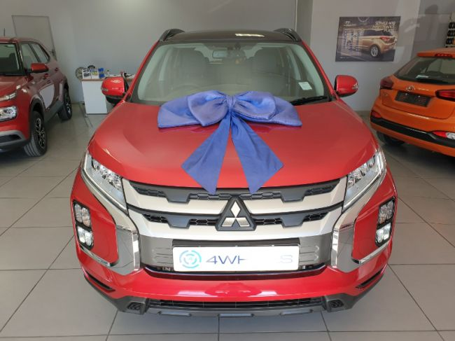 Mitsubishi ASX 2021 for sale in north-west